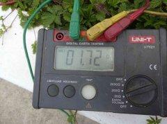 接地电阻的测量方法